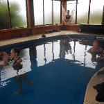 Beautiful Aquatic Therapy