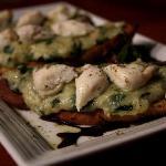 Lump Crab Bruschetta