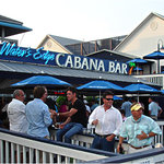 Water's Edge Cabana Bar