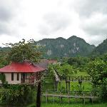 Photo de Khao Sok Smiley Bungalow
