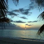 Sunset on the Charela Beach  11/28/10