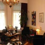 reception / breakfastroom