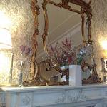 Rococco fireplace