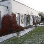 Winter at Beech Hill