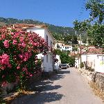 The quiet street of Ithaka