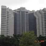 Day view of outside Grand Hyatt