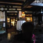 Loungebar next to reception