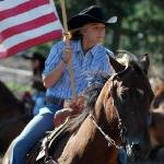 Kids Rodeo is one of the highlights at the Lodge
