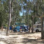 Il campeggio