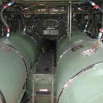 KC-97L Lower Deck Tanks