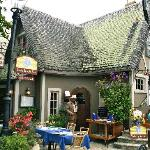 one of the many restaurant -