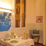 Indaco Apt Dining room