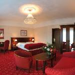 Luxuriöse Zimmer im Hotel Wildbad in Bad Gastein