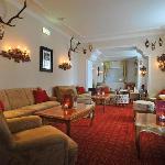 Lounge im Hotel Wildbad in Bad Gastein