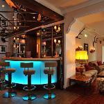 Bar im Hotel Wildbad in Bad Gastein