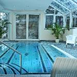 Pool im Hotel Wildbad in Bad Gastein