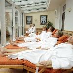 Wellnessbereich im Hotel Wildbad in Bad Gastein
