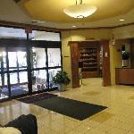Foto de SpringHill Suites Newark Liberty International Airport