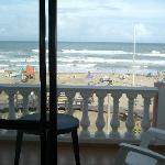 Vista desde el Balcon de las Suites