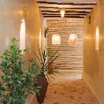 The Entrance to Riad Linda