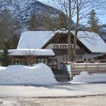 Top location in Bohinj