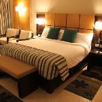 Deluxe Room Bed