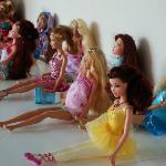 Azul Fives kids' club Barbies!! by S Darley