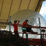 The Zorb Ball