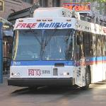 The free Ride - 16th Street Mall