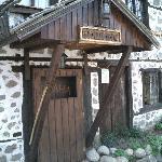 Altes Haus in Bansko