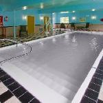 Indoor Heated Pool with Sauna