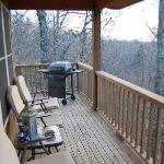 Upper deck