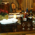 Ritz fourth offering, evening cordials and desserts