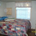 bedroom, Queen sized bed?