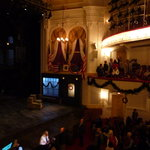 Ford's Theatre before a 2009 performance of A Christmas Carol