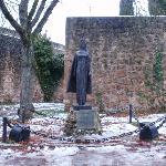 Estatua de Cristina de Noruega