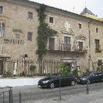 Foto van ILUNION Merida Palace