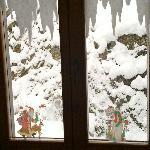 guardare dalla finestra