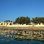 hotel vu de la mer