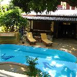 Riverside House Pool