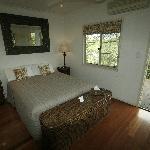 Bedroom & Verandah