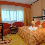 Al Jawhara Gardens Hotel Foto