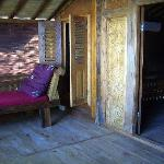 "Daybed, Upstairs Front Verandah ""Starwish"""