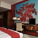 Standard hotelroom
