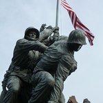 Iwo Jima Marine Corps Memori