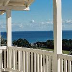 Der Blick von den Balkonen