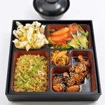 Bento Box (almuerzos ejecutivos)