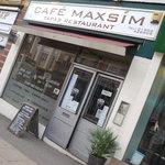 Cafe Maxsim Tapas Restaurant Wolverhampton up by Alex Lapadat