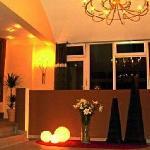 Parkhotel Helene in Bad Elster - Foyer