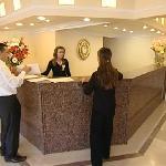 coskuntuna hotel reception